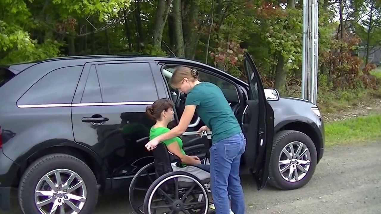 Multi Lift And Speedy Bar Disability Patient Transfer Lift Ford Edge Mercury Milan Lincoln Mkx