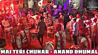 इस गाने का एक एक धुन आपका दिल छू लेगा | Mai Teri Chunariya Song | Anand Dhumal Durg | माता आगमन 2019