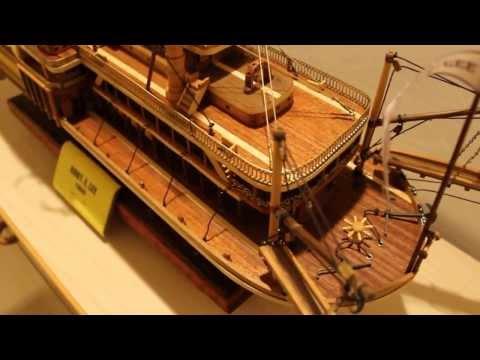 Robert E. Lee (1866) - Modellismo Navale Statico Artigianale