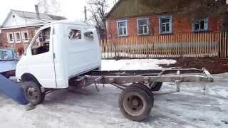 Переоборудование маршрутки в бортовую(, 2015-03-08T21:59:16.000Z)