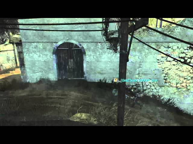 xxxx SODOM xxxx - MW3 Game Clip Travel Video