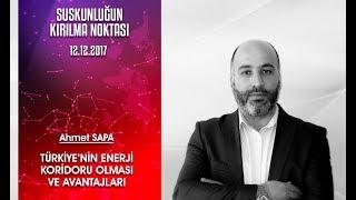 Türkiye'nin Enerji Koridoru Olması ve Avantajı