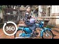 Take a Ride With a Fashion Renegade | Hanoi, Vietnam 360 VR Video | Discovery TRVLR