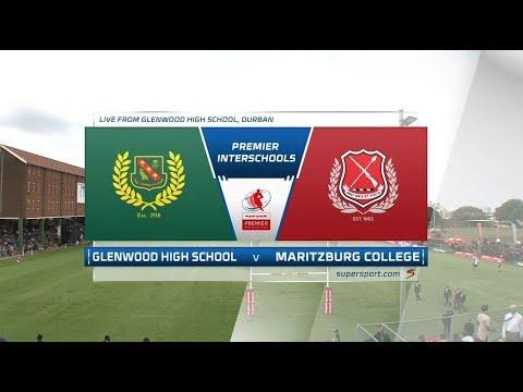 Premier Interschools   Glenwood High School vs Maritzburg College   1st Half
