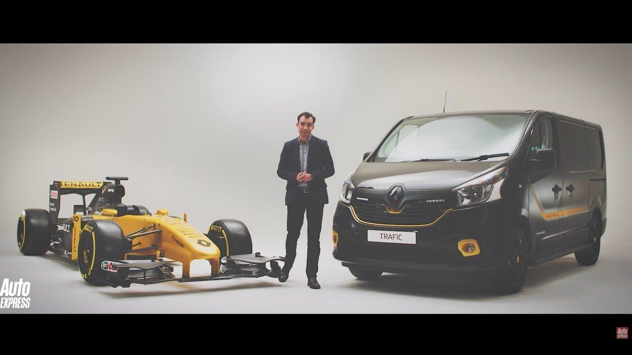 How F1 tech keeps Renault vans in pole position (sponsored) - Dauer: 3 Minuten, 48 Sekunden