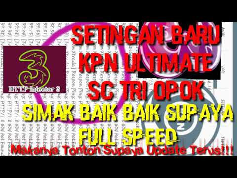 3/TRI 0p0k Kpn Ultimate Respon Ping 404 Full Speed Sekali Pancal""