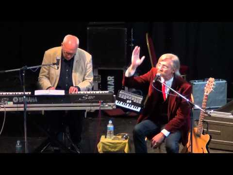 John Tams & Barry Coope@The National Forest Folk Festival 2012