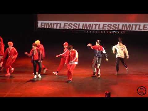 S.O.S 2017 Танцевальный косплей - Команда GentlemanS - Limitless