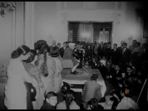 Nehru's Visit to U.S., 1961 (Part-I)
