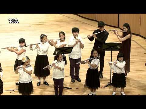 Suzuki Flute Method /Taiwan Suzuki Assocition Ivy Huang Class