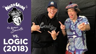 Nardwuar vs. Logic (2018)