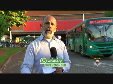 Carlos Vilela dá mais informações sobre o retorno dos ônibus do transporte público de Uberlândia