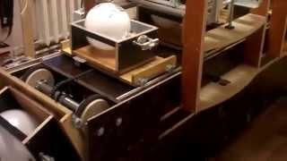 Printing machines for balloons, print balloons, печать на шарах(Автоматическое оборудование для печати на шарах, printing conveyor for balloons, специальное автоматическое оборудовани..., 2014-07-06T20:31:25.000Z)