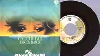 ETTORE SCIORILLI - OCCHI BLU  (Albertelli - Sciorilli ) (1977)