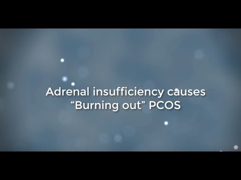 Adrenal Insufficiency Causes Low Testosterone & Androgen Levels