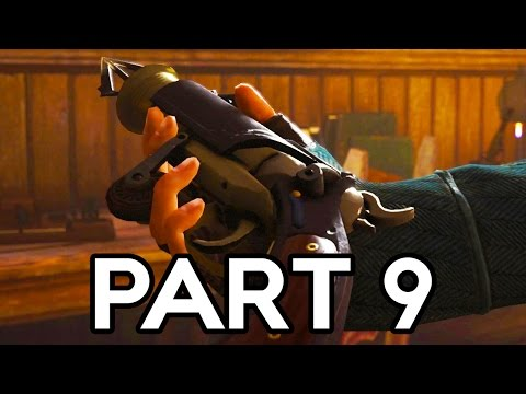 Assassin's Creed Syndicate Gameplay Walkthrough - Part 9 - ROPE LAUNCHER!! - FULL GAME!! (1080p)