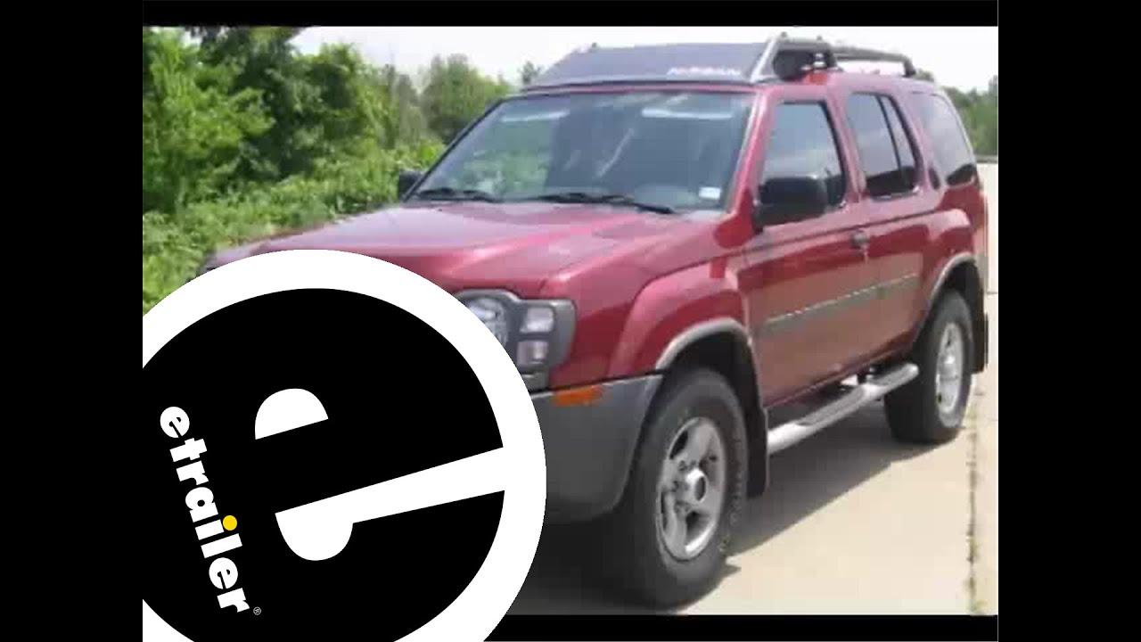 Trailer Wiring Harness Installation  2004 Nissan Xterra