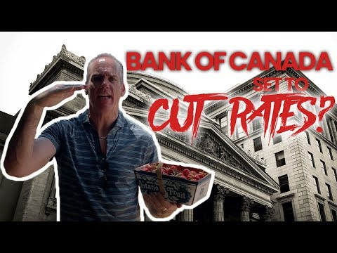Peak Tightening: Bank of Canada Set to Cut Interest Rates