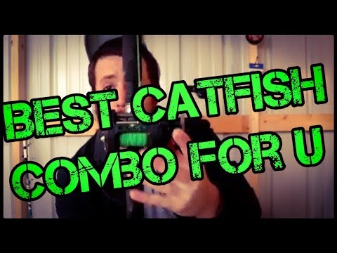 Best Catfish Combo / Setup - 2019
