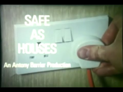 Electricity Council Film Safe As Houses 1983
