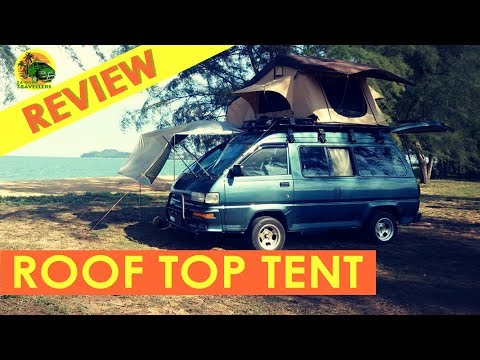 S1 E11 Before you buy a #RoofTopTent watch this #Vanlife MALAYSIA