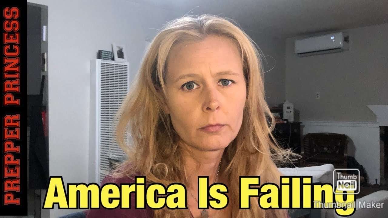 AMERICA ON LIFE SUPPORT-ECONOMY FAILING