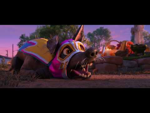 Coco  Disney Pixar  Dante's Lunch  A Short Tail  In Cinemas Boxing Day