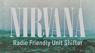 Nirvana - Radio Friendly Unit Shifter (Live & Loud - backing track for guitar)