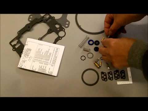 Edelbrock Carburetor Rebuild Kit K6146