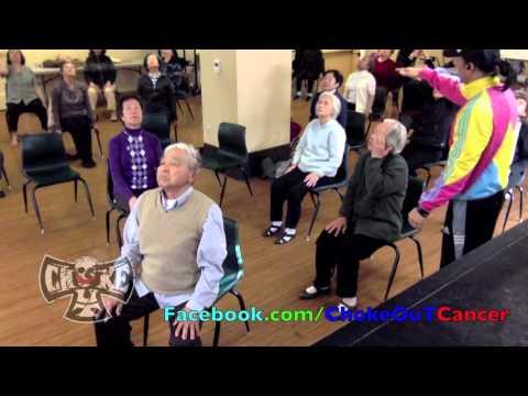 Senior health and fall prevention 3/9/15 Catholic Charities of Santa Clara