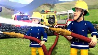 Feuerwehrmann Sam Deutsch Neue Folgen 🔥Beste Feuerwehrmomente 🚒 Zeichentrick für Kinder