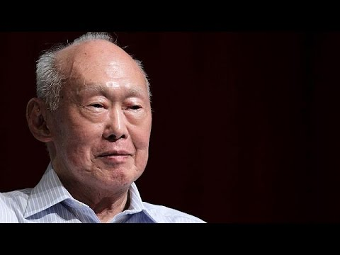 Architect of modern day Singapore Lee Kuan Yew dies at 91
