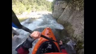Corsica 2014 whitewater kayaking