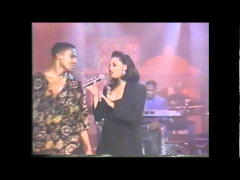 Lisa Fischer - Save Me (live 1991)