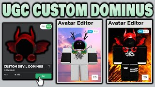 The Best Custom UGC Dominus! You Can Create!