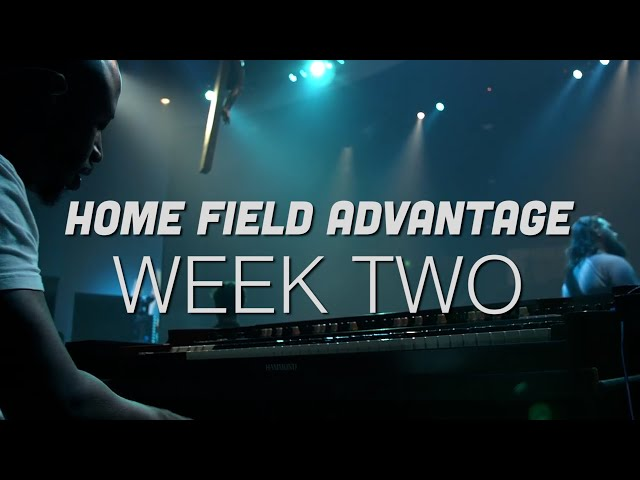 Home Field Advantage | Week 2 | Sunday Mass for August 8
