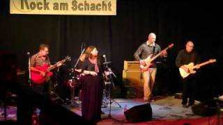 R. Alley Blues Band bei Rock am Schacht in Ahlen 04.11.2011