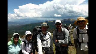 Continental Divide Trail 2012 (Slideshow)