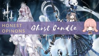 Love Nikki - HONEST OPINIONS ON GHOST CANDLE + RECHARGE EVENT (BOY!)