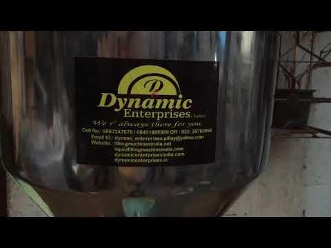 Paste filling machine Distemper Pouch filling distemper paint filling solvent resin filling machine