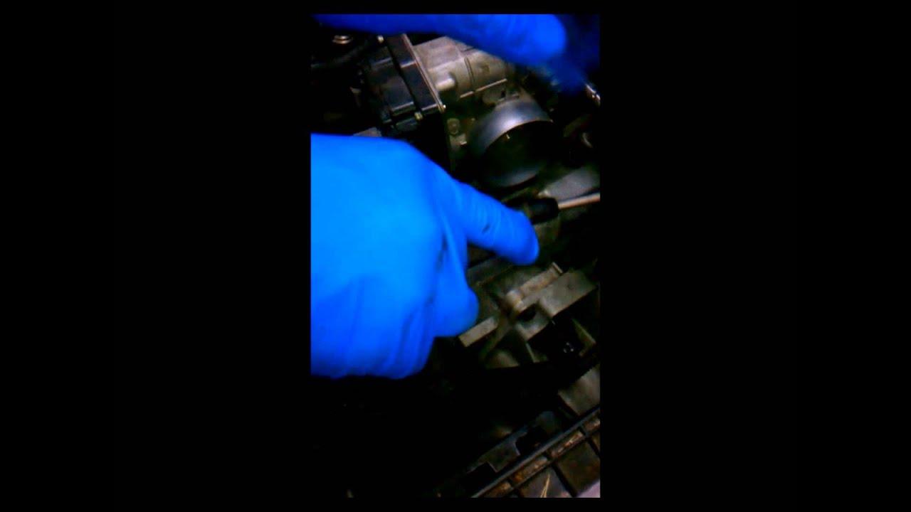 Buick Terraza Transmission Linkage Repair Instructions