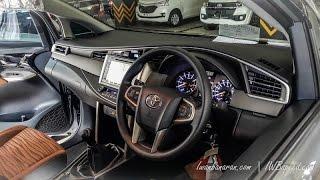 All New Toyota Kijang Innova V Luxury Grand Veloz 1.3 2016 Review Lengkap Terbaru Di Indonesia ...