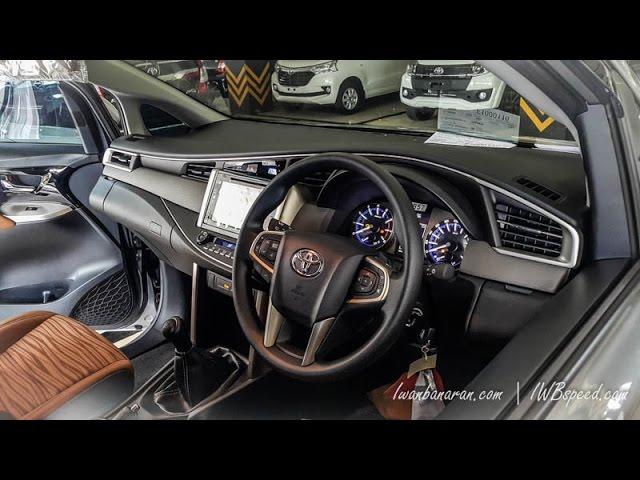 All New Toyota Kijang Innova 2018 Grand Avanza Semisena 2019 Brochure Download Read Specifications Oto