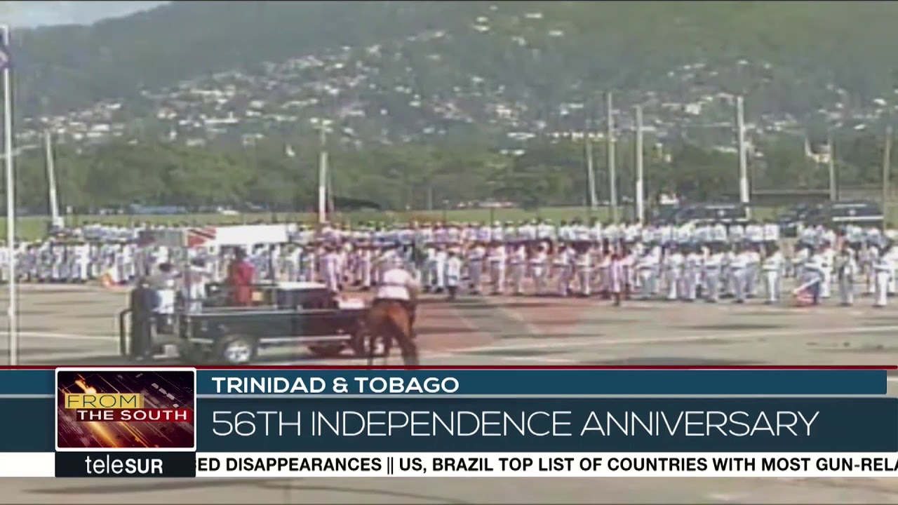 Trinidad & Tobago Independence 1962 (3/4) - YouTube