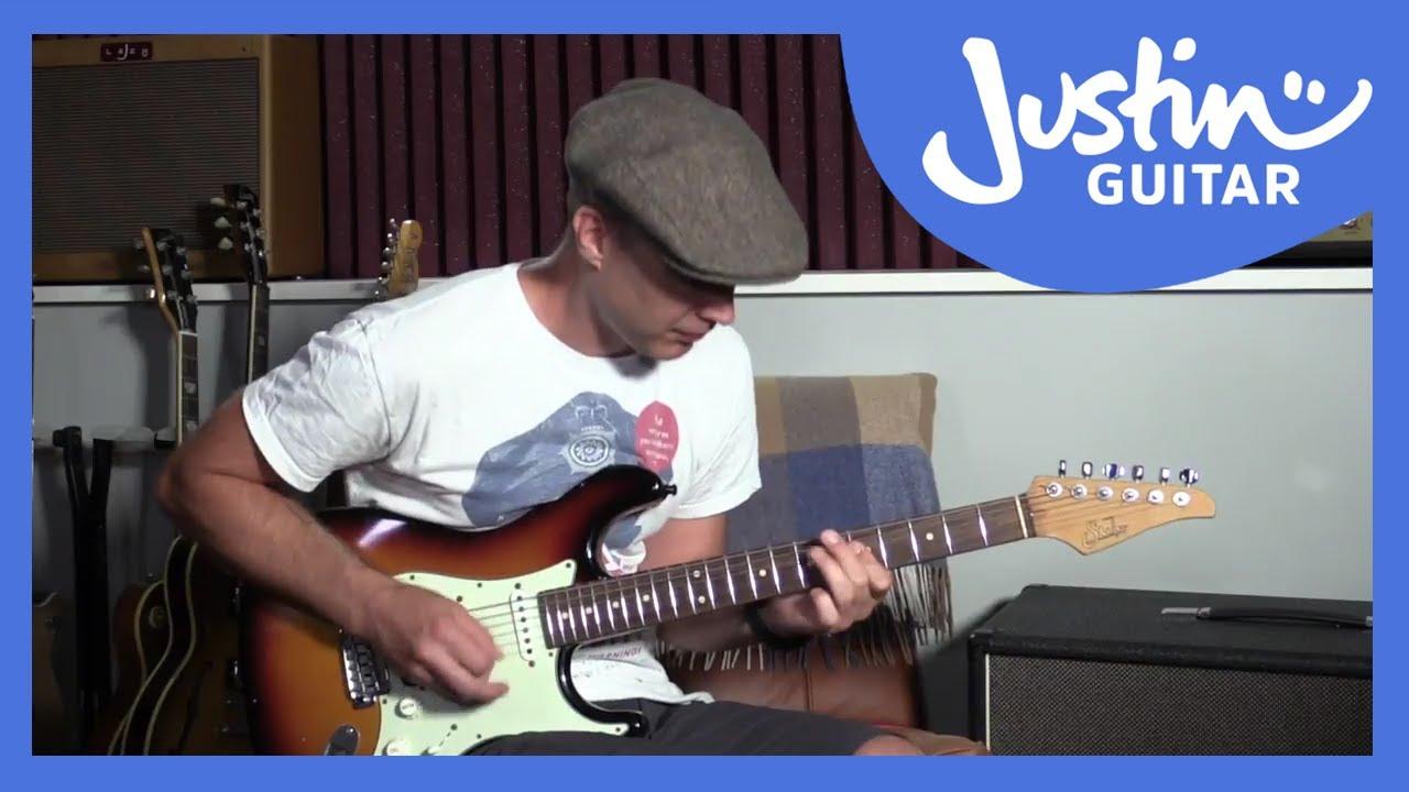 Rhythm Fills 1: Mayfield & Hendrix | JustinGuitar com