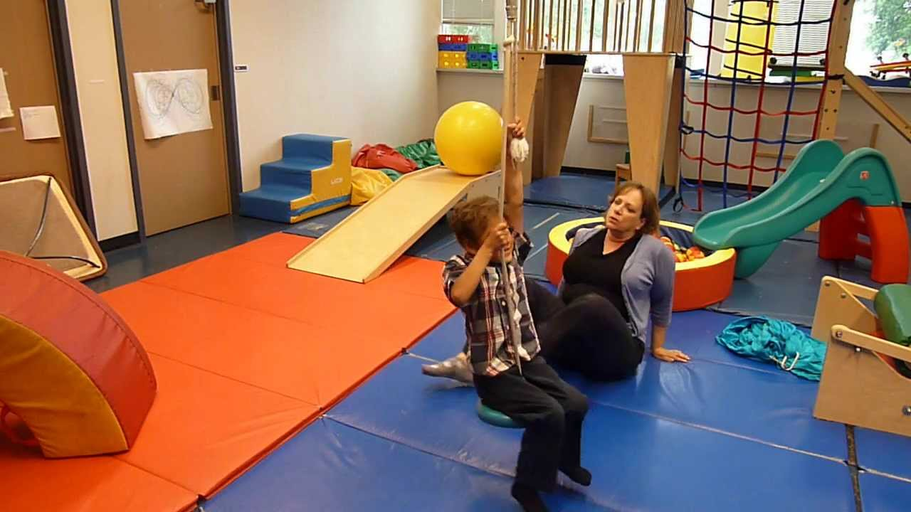 Occupational therapy for sensory integraton at jcfs ipi in