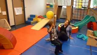 Occupational Therapy for Sensory Integraton at JCFS IPI in Northbrook
