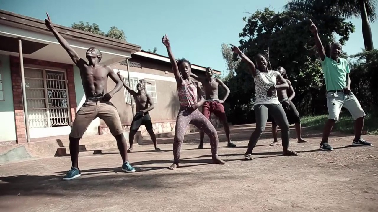 ghetto kids dancing let s go by eddy kenzo youtube