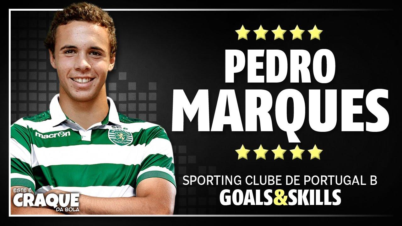 PEDRO MARQUES ● Sporting CP B ● Goals & Skills