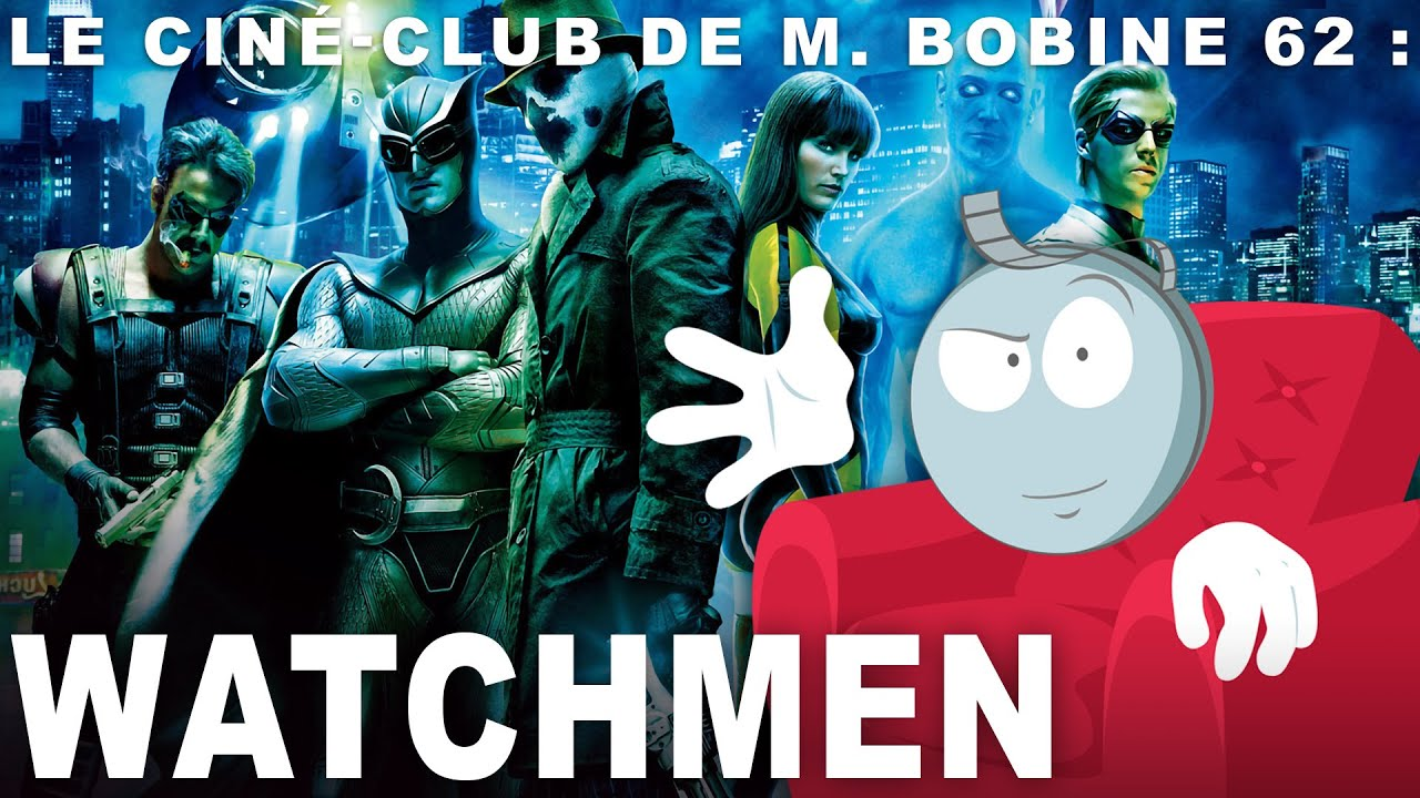 Download WATCHMEN de Zack Snyder : l'analyse de M.Bobine
